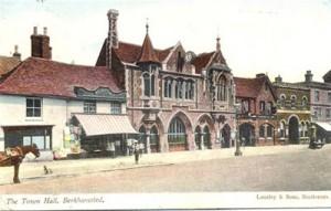 Postcard circa 1904