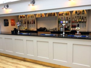 Berkhamsted Town Hall bar